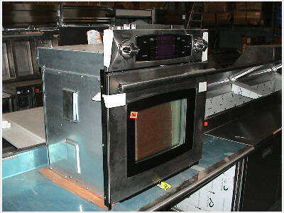 New Convection Oven