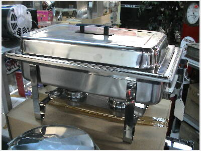 New Chafing Dishes